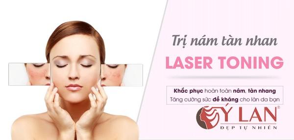 Cách chăm sóc da mặt sau khi trị nám bằng Laser Toning - 1