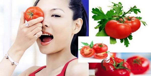 Chia sẻ kinh nghiệm trị nám từ các loại cà siêu hiệu quả