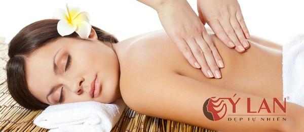 Trị nám bằng cách massage-3