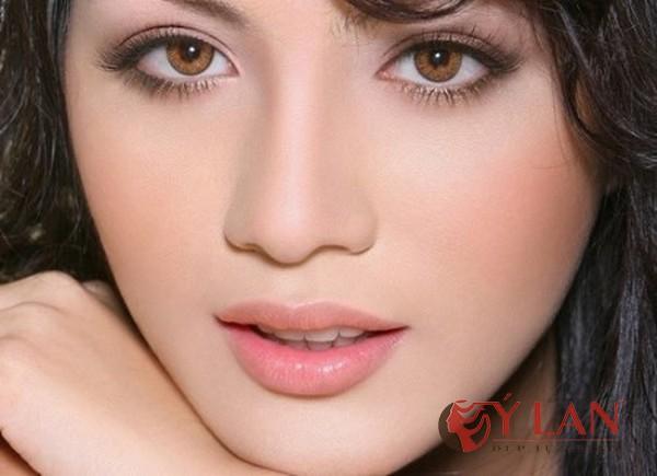 màu môi đẹp