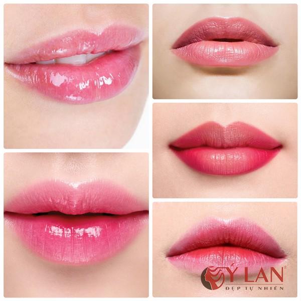 xăm môi có hại không