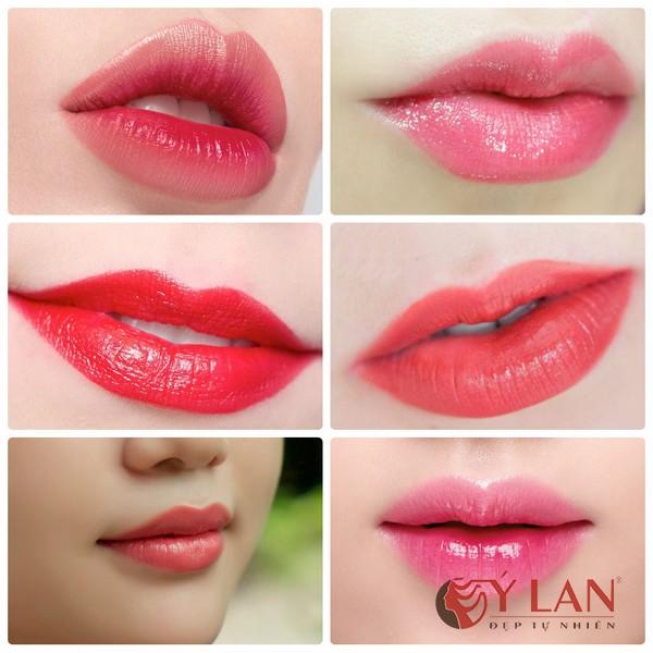 Phun môi có ảnh hưởng gì không