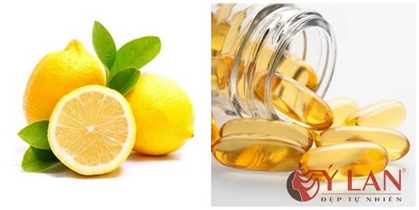 lam-trang-da-don-gian-voi-vitamin-e-va-chanh-tuoi-1