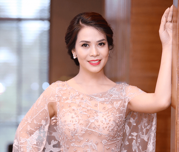 Á hậu Ý Lan đồng hành cùng cuộc thi Hoa hậu biển Việt Nam toàn cầu 2018