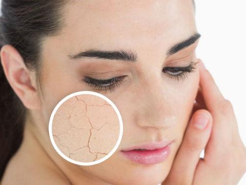 Chăm sóc da da khô ngày thu hiệu quả