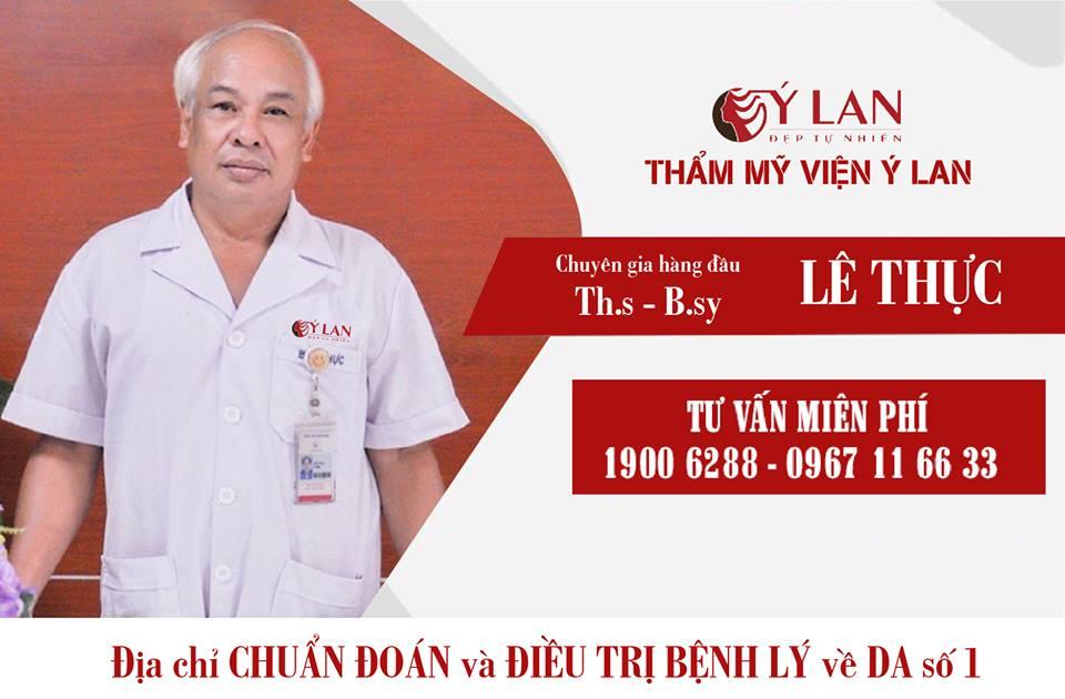 Giải quyết triệt để các bệnh về da với bác sĩ Da liễu số 1 tại Việt Nam