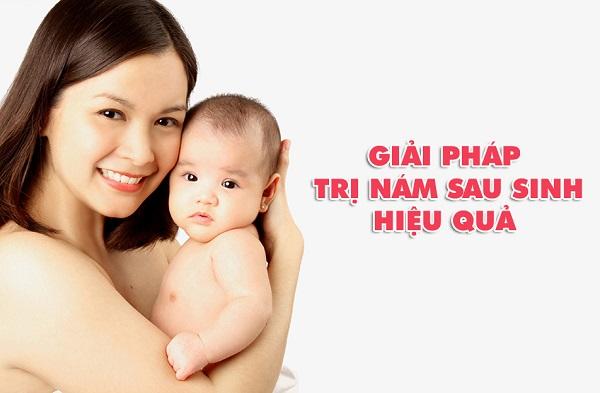 Chuyên gia tư vấn trực tiếp: Điều trị nám cho phụ nữ sau sinh hiệu quả nhất